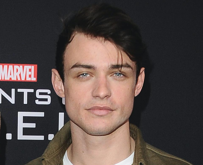 What is Thomas Doherty's real accent?