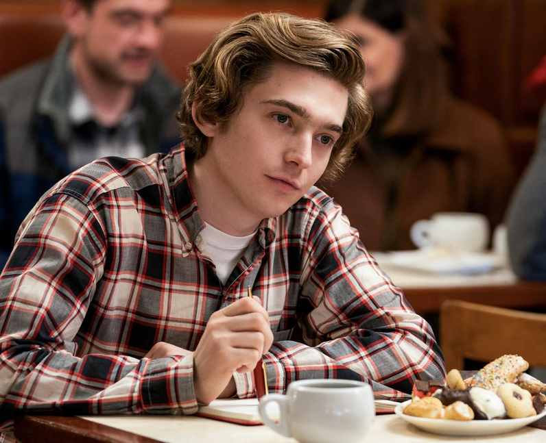 What movies and TV shows has Austin Abrams been in