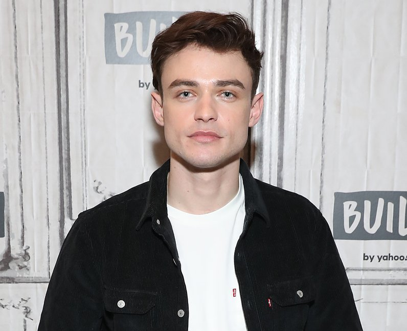 Where is Thomas Doherty from? Is he Scottish?