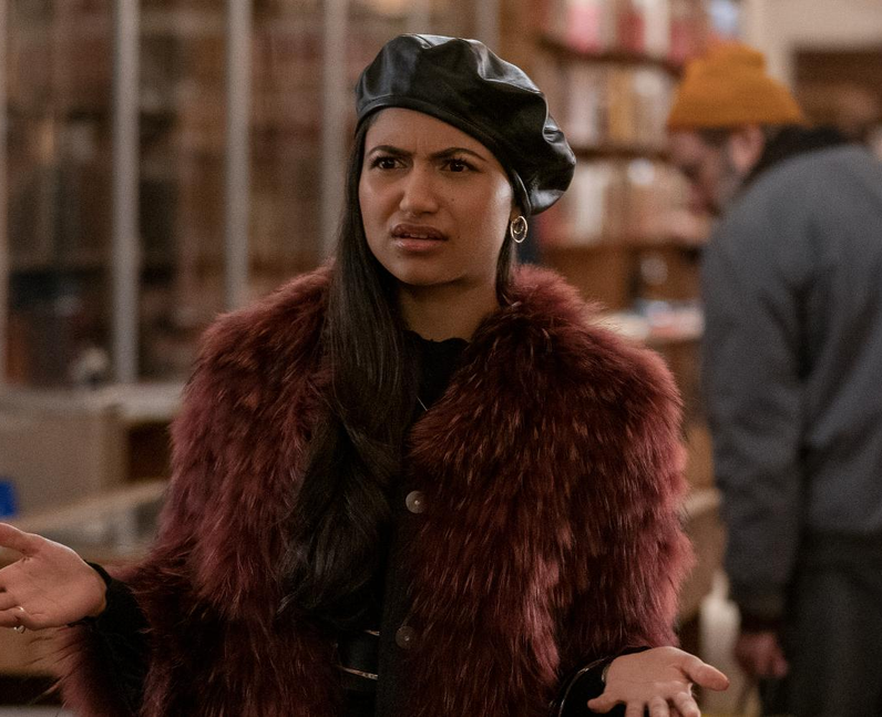 Who plays Priya in Dash & Lily? - Agneeta Thacker