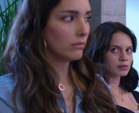 Zion Moreno Control Z Netflix Isabela