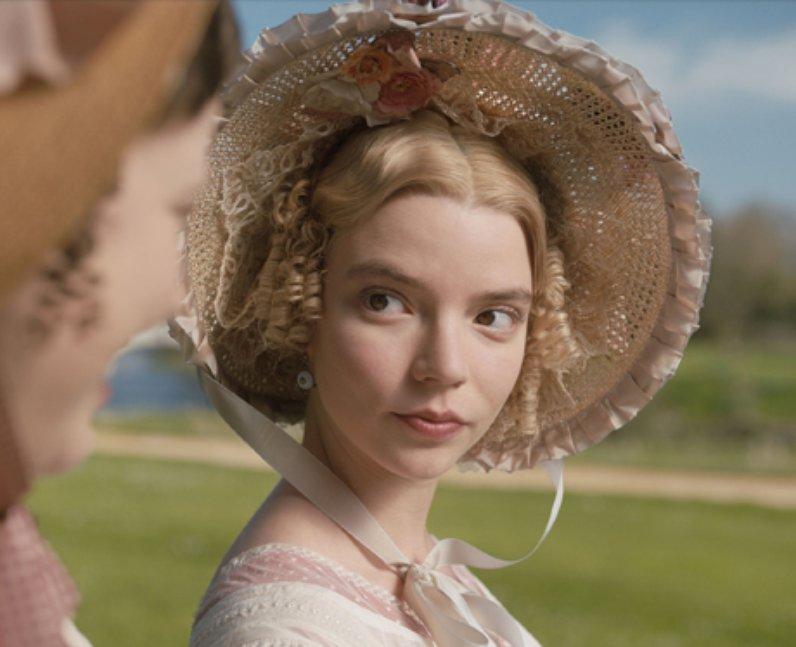 Anya Taylor-Joy Emma Emma actress