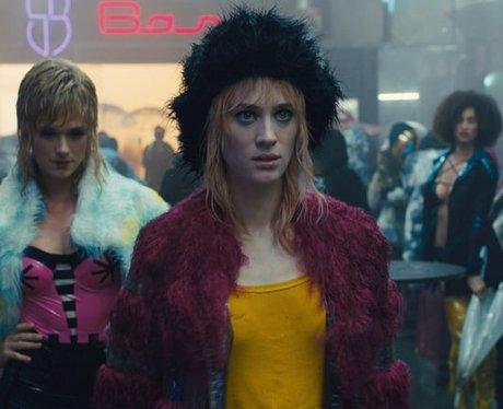 Mackenzie Davis Blade Runner 2049 Mariette