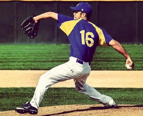 Jesse Posey baseball