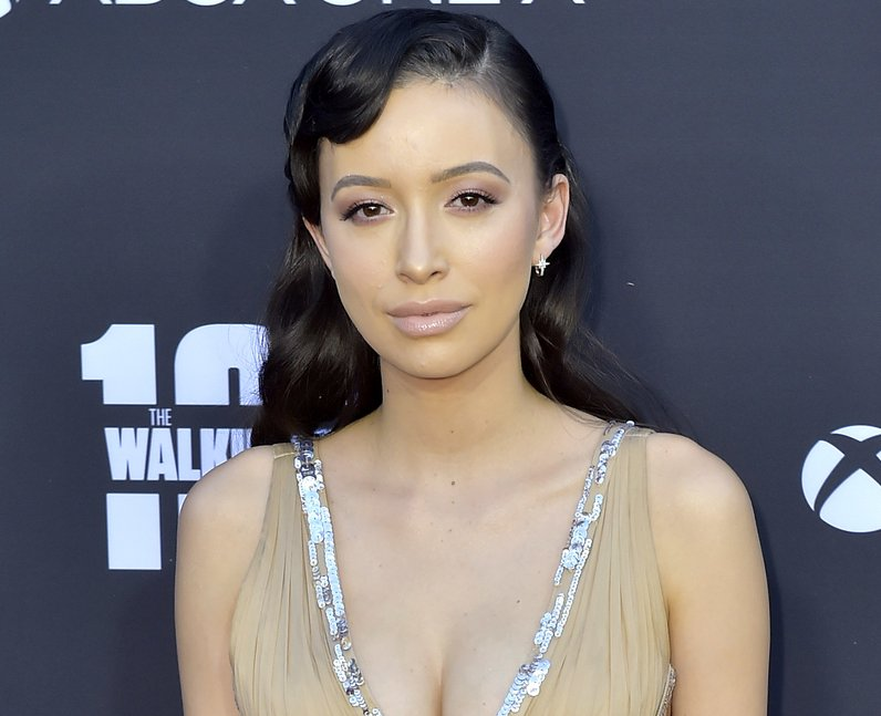 What is Christian Serratos' ethnicity? Where is sh
