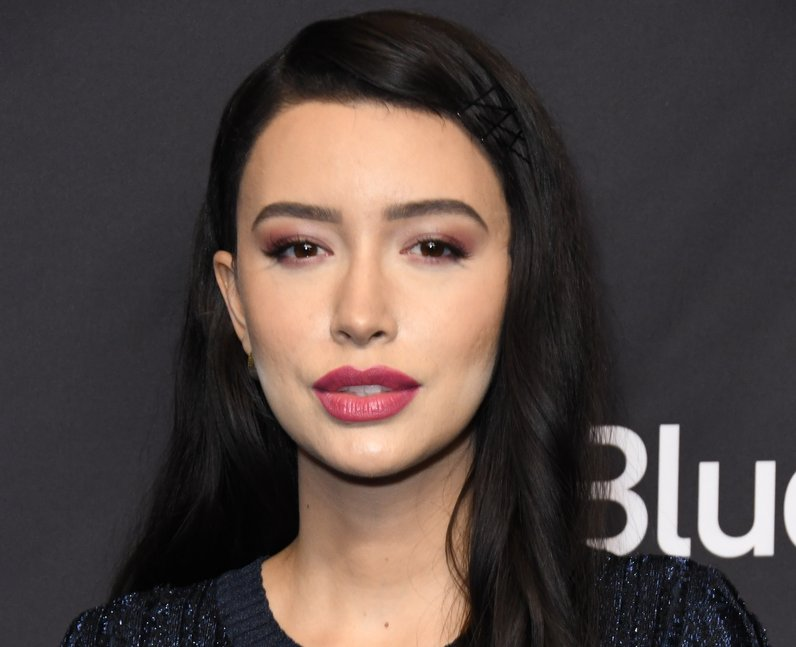 What is Christian Serratos' net worth?