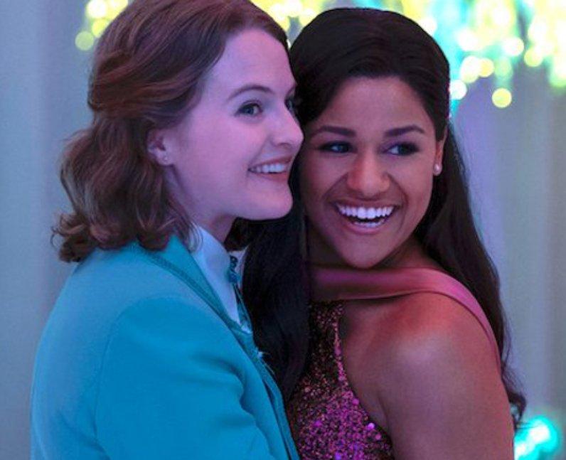 Ariana DeBose The Prom Alyssa actress