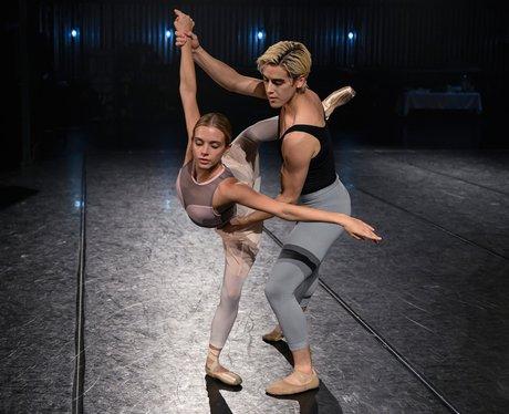 Brennan Clost ballet dancer