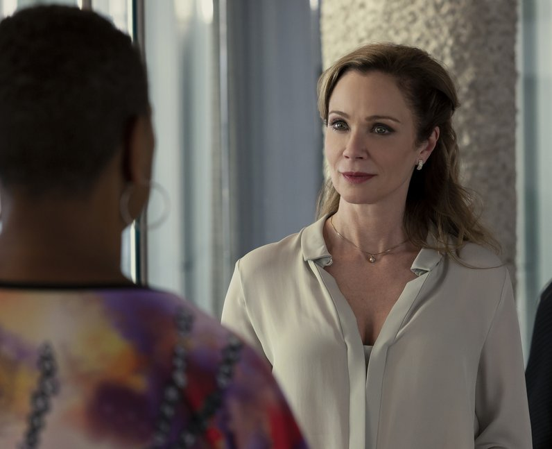 Who plays Monique DuBois in Tiny Pretty Things? -
