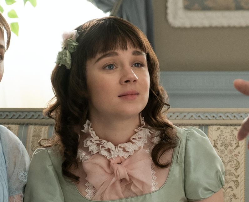 Who plays Eloise Bridgerton in Bridgerton? – Claud
