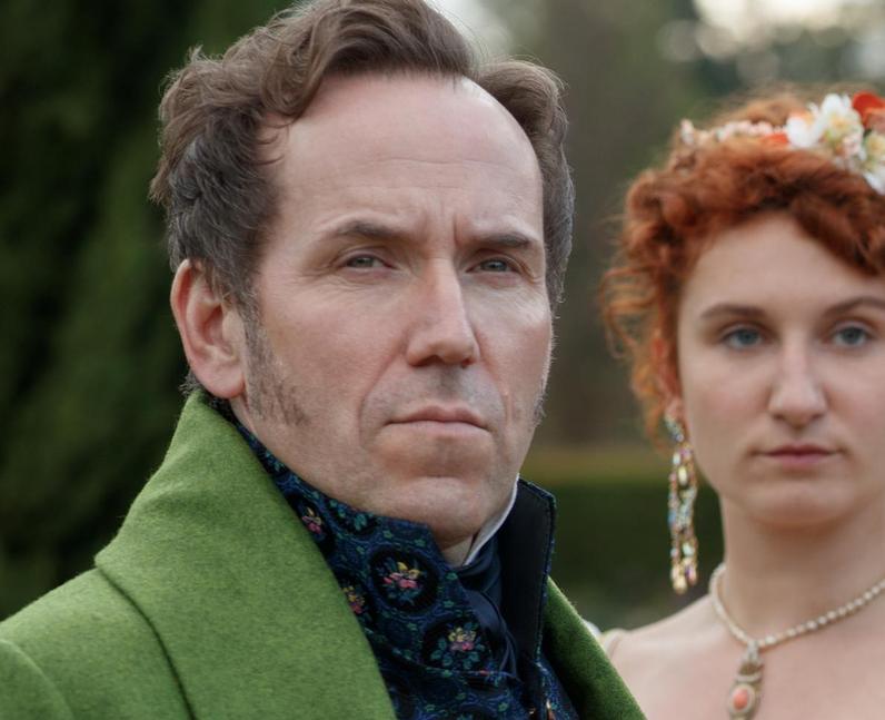 Who plays Lord Featherington in Bridgerton? – Ben