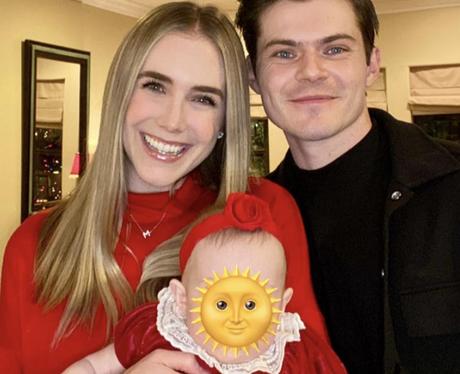Chris Mason has a daughter called Monroe