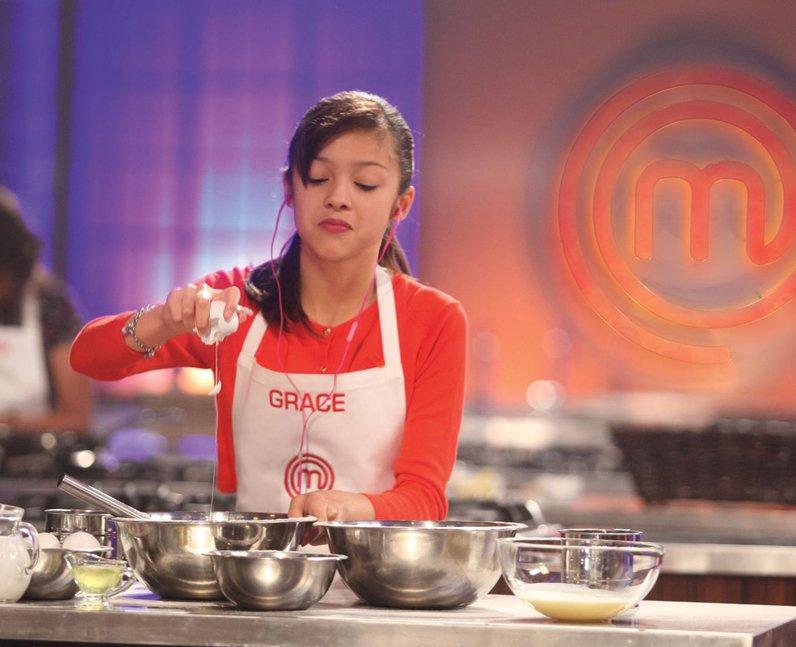 Olivia Rodrigo masterchef contestant