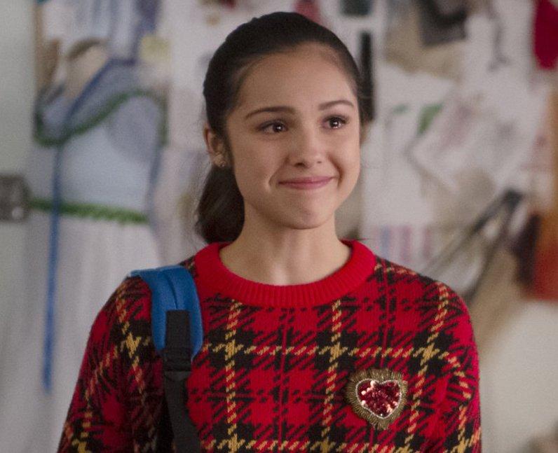 Olivia Rodrigo High School Musical Nini actress