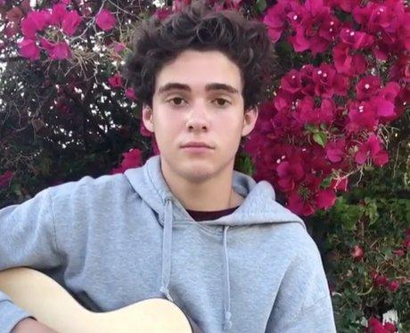 Joshua Bassett singer songwriter