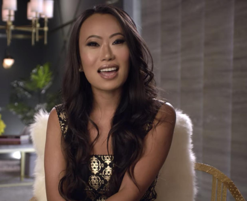 How old is Kelly Mi Li from Bling Empire?