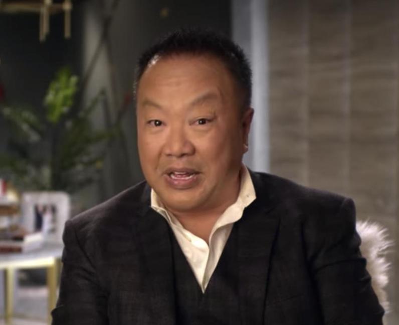 What is Dr. Gabriel Chiu's net worth?