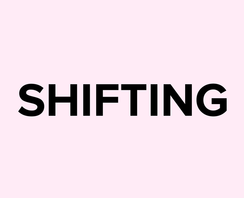 What does Shifting mean on TikTok?