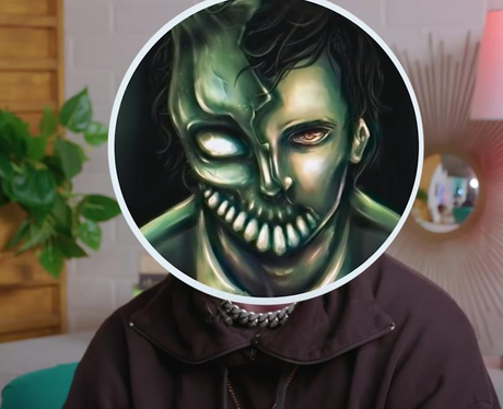 Corpse Husband face reveal