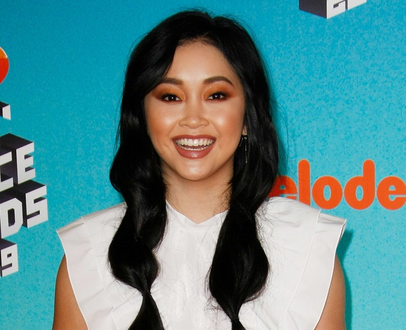 Is Lana Condor adopted?