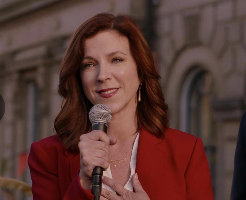 Who plays Cynthia Fuller in Ginny & Georgia? – Sab