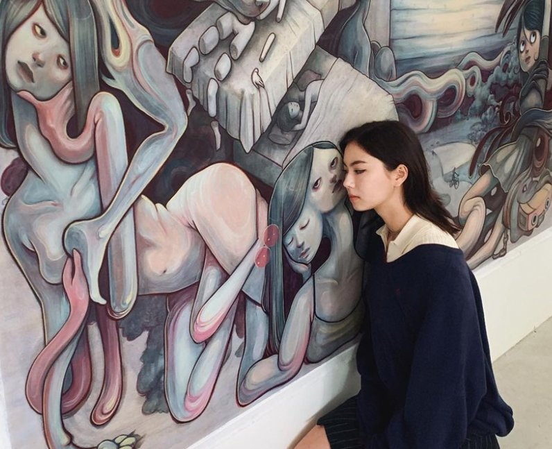 Lauren Tsai illustrator artist
