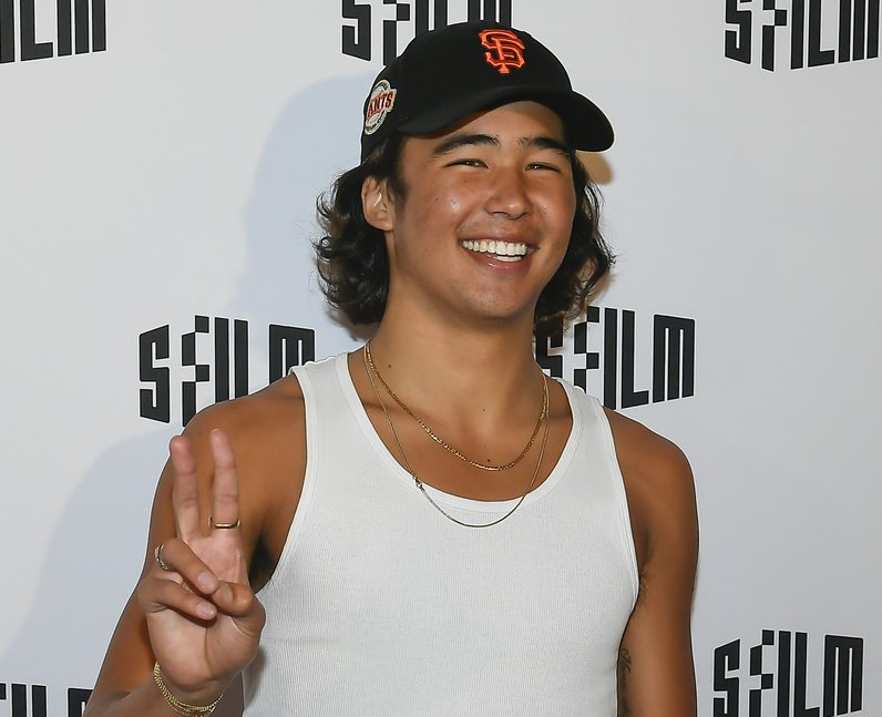 Who did Nico Hiraga play in Mid90s?