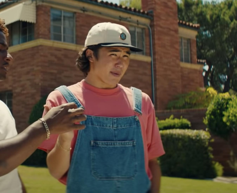 What TV shows and movies has Nico Hiraga been in?