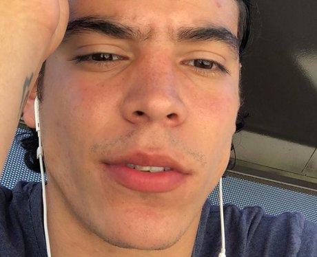 Aaron Dominguez ethnicity where from