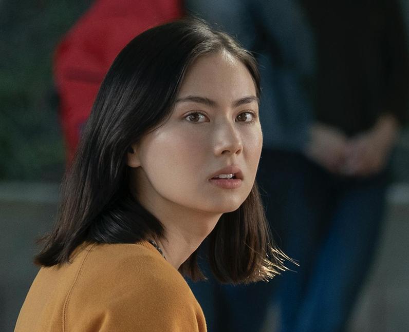 Who plays Claudia in Moxie? – Lauren Tsai