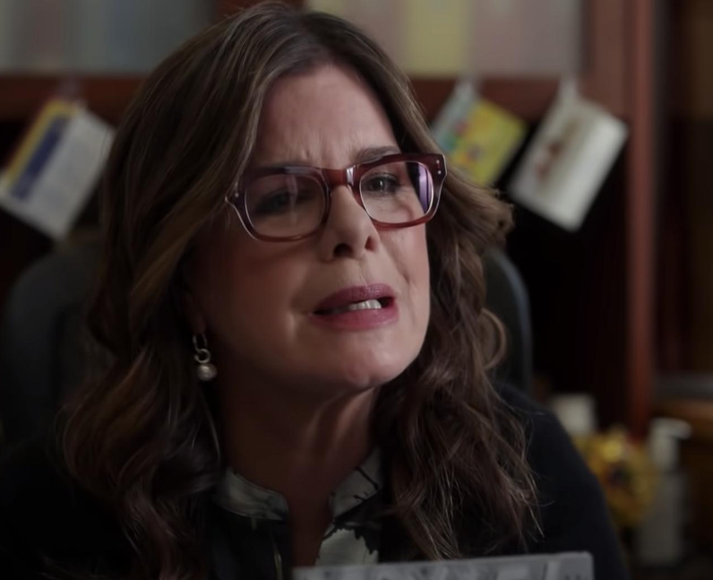 Who plays Marlene in Moxie? – Marcia Gay Harden