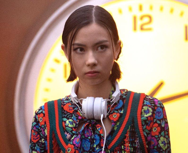 Lauren Tsai Legion Switch actress