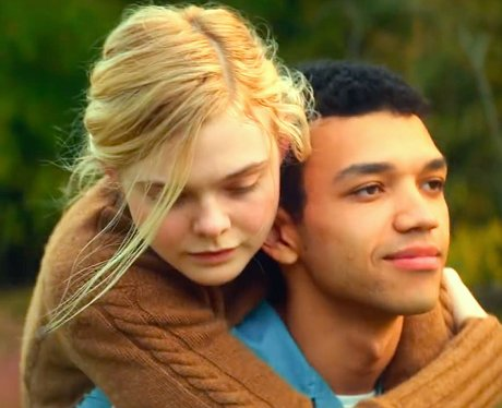 Justice Smith All the Bright Places Theodore actor