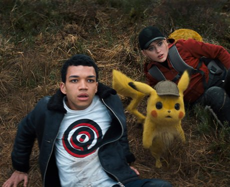 Justice Smith Detective Pikachu Tim actor
