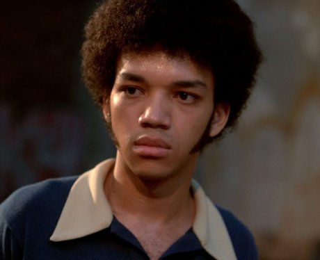 Justice Smith The Get Down Zeke actor