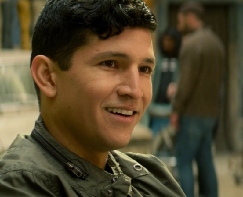 Who plays Joaquin Torres in The Falcon and the Win