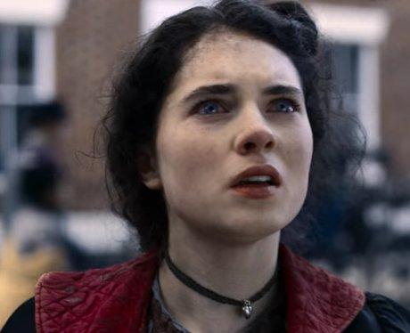 The Irregulars cast: Darci Shaw plays Jessie