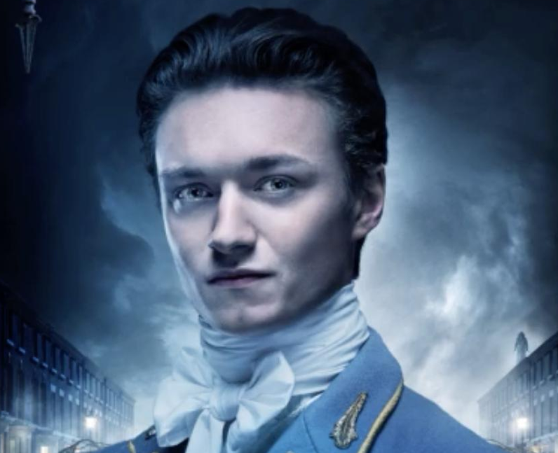 Harrison Osterfield plays Leo in The Irregulars