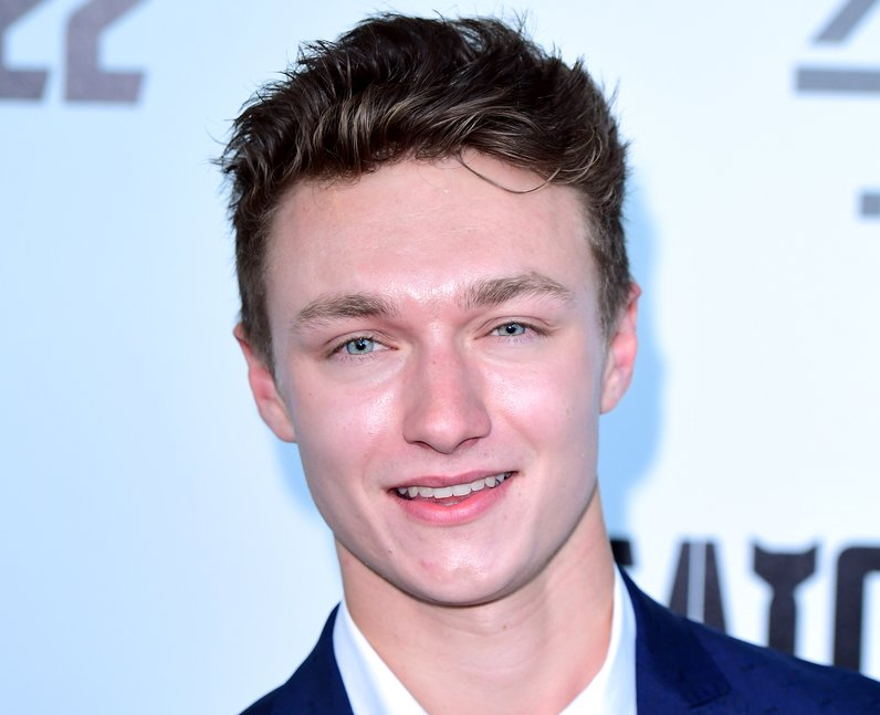 How old is Harrison Osterfield?