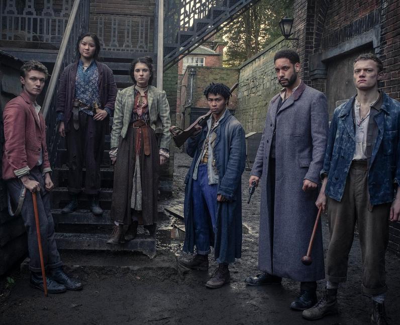 Meet the cast of Netflix's The Irregulars