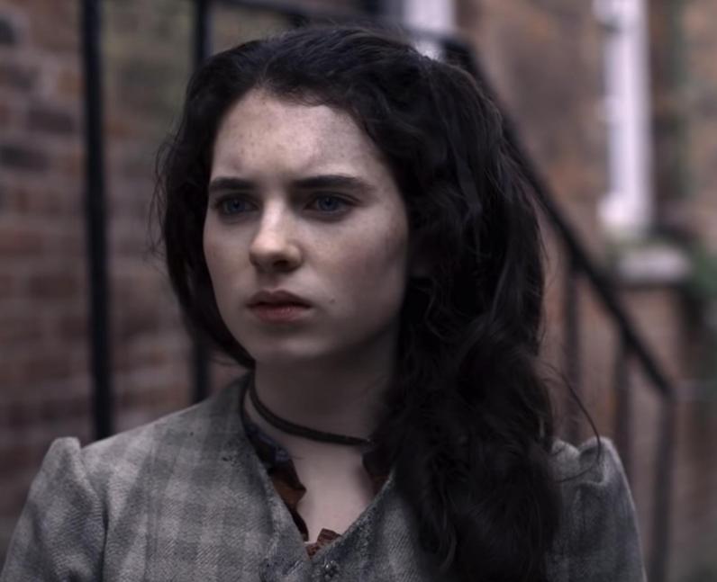Who plays Jessie in The Irregulars? - Darci Shaw