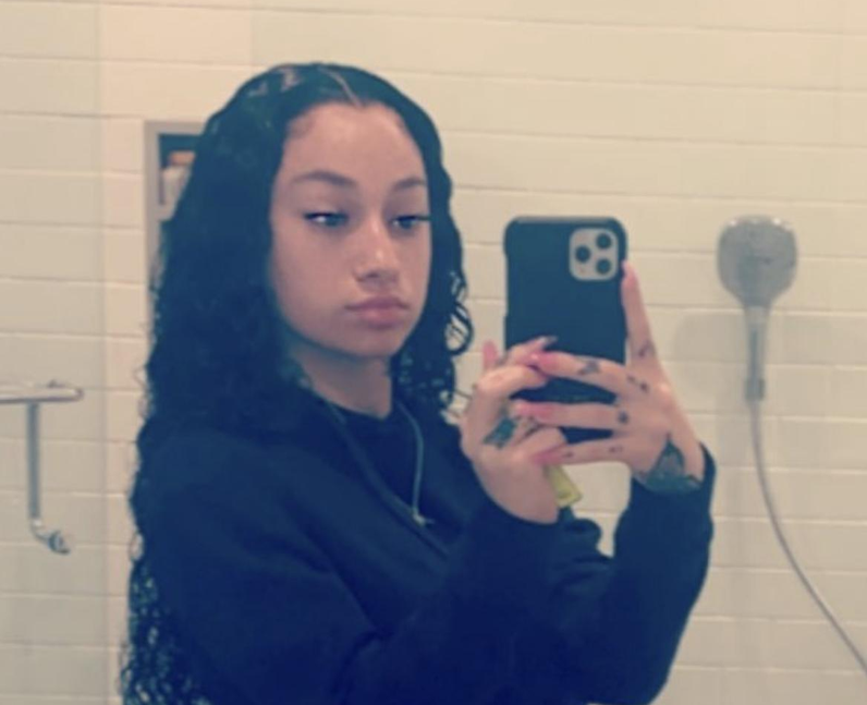 What is Bhad Bhabie's Instagram?