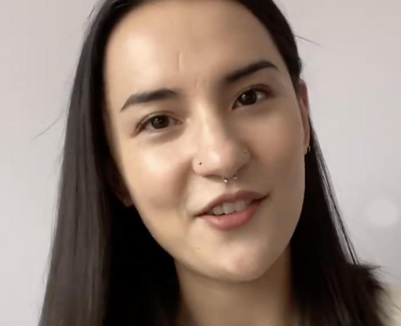 Jessie Mei Li is a vegan