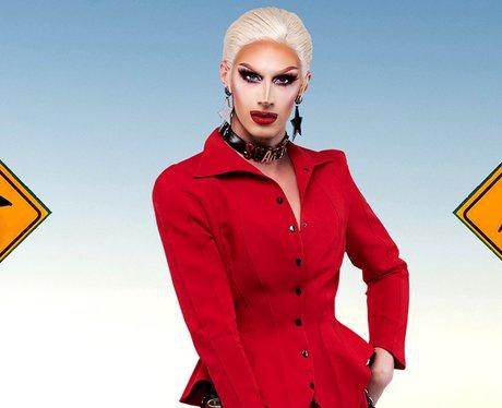 RuPaul's Drag Race Down Under cast: Who is Scarlet Adams?