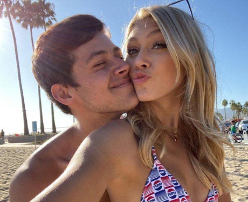 Matt Cornett dating girlfriend Brookelynn Elizabeth