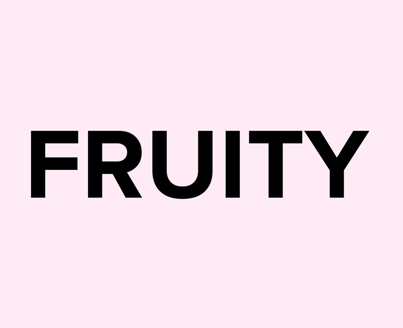 What does Fruity mean on TikTok?