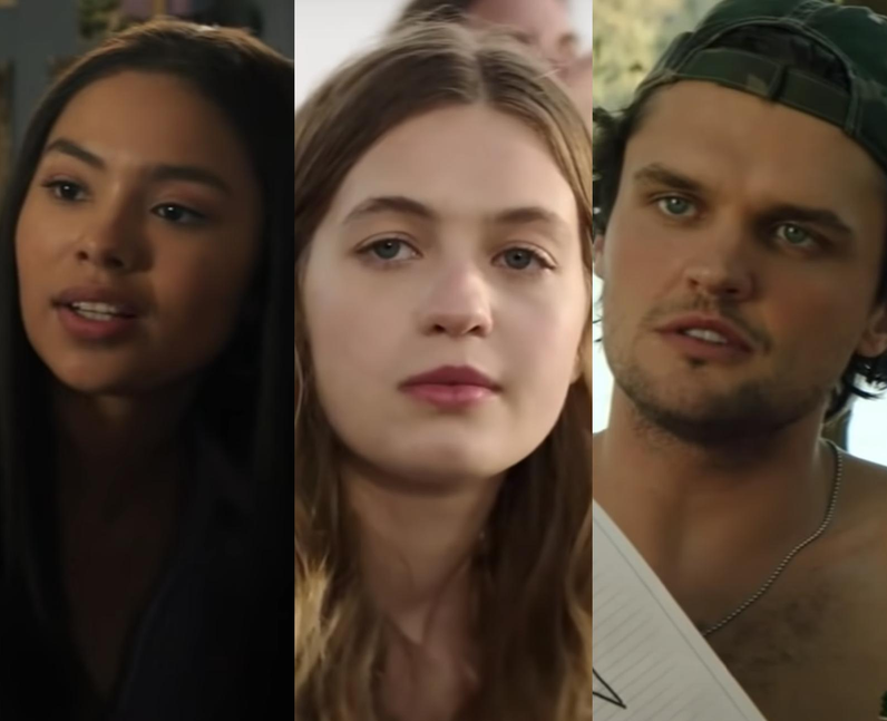 Amazon Prime's Panic cast: Where you've seen them