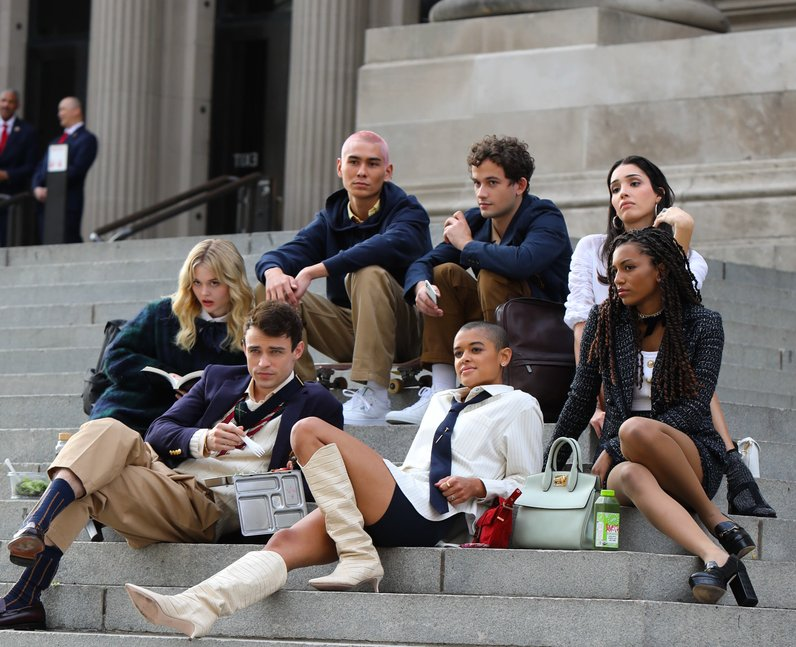 Gossip Girl cast: Who plays who?