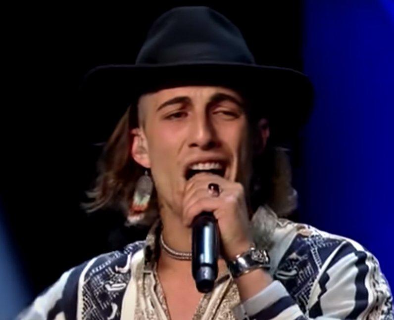 Måneksin X Factor Italia win