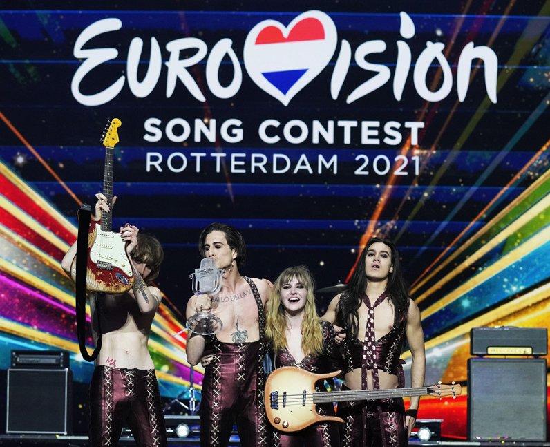 Måneskin Eurovision winner